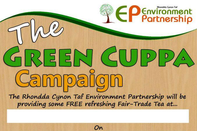 RCTCBC – Green Cuppa